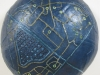 Morpho Retenor (Map Painting) 2009 18