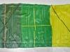 . œSitting Quietly (blue/green/yellow)