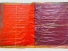 œPlastic Square B (red/violet)